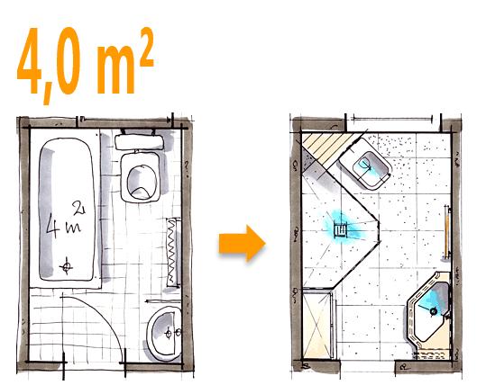 Badezimmer Aufteilung Beispiele
